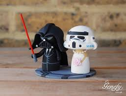 nerdy cake toppers 58 best wars wedding cake toppers by genefy playground
