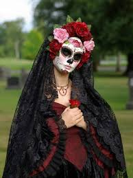 sugar skull costume sugar skull costume for all things spooky creepy and