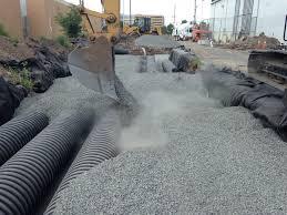 excavation sitework u0026 drainage advanced pavement group