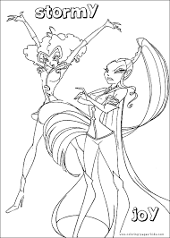 coloring book pages winx club winx club color page characters coloring