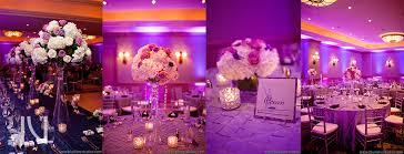 Purple And White Wedding La Vie En Rose Floral Décor U0026 Event Design La Vie En Rose
