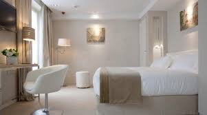 chambre ou déco chambre or et blanc