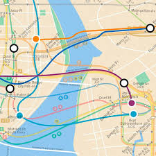 Map Of Nyc Subway System by Infographic Of The Day A Map Of Nyc U0027s Lost Subway Lines The