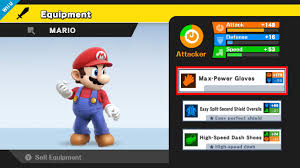super smash bros for nintendo 3ds wii u character creation