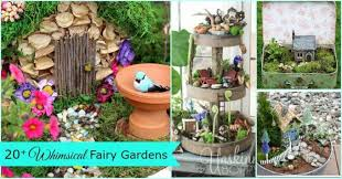 20 whimsical diy miniature fairy garden ideas house of hawthornes