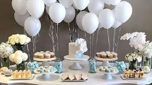 baptism decoration ideas baptism centerpieces ideas best 25 on boy tags