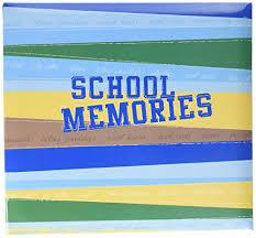 school memories album school book memories school years record book capture and