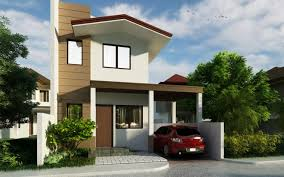 Small Two Story House Chikita Small Two Storey House Pinoy House Designs
