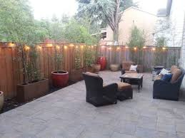 Backyard Cement Ideas Concrete Backyard Design Best 25 Cement Patio Ideas On Pinterest