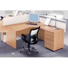 bureau avec rangement intégré bureau compact 90 avec caisson intégré quadrifoglio bureaux opér