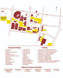 University Of Tennessee Parking Map by 2017 Campus Map Jpg