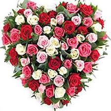 send roses online 16 best heart shape flowers arrangement images on