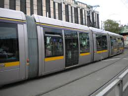converter luas back to dublin s fair city information about transportation and