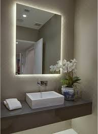 office building bathroom led mirror mirror defogger bathroom anti