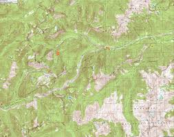 Topographic Map Of Washington by Turns All Year Stevens Pass Clickable Topographic Map