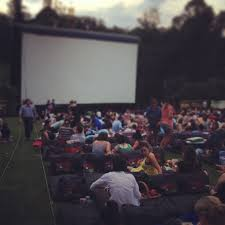 Botanic Gardens Open Air Cinema 86 Best Garden Cinema Inspiration Images On Pinterest Sprinkler