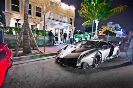 Lamborghini Veneno Limo - lamborghini miami nomana bakes