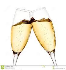 champagne clipart two champagne glasses stock photo 28974068 megapixl
