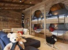 luxus kinderzimmer contemporary reinterpretation of traditional chalet ski haus