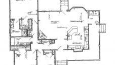 1500 Sq Ft Ranch House Plans Ranch House Plans Parkdale Associated Designs Sq Ft Plan 30 684 In