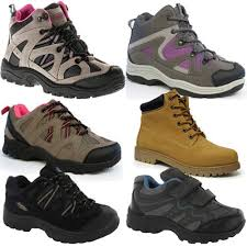 womens boots ebay uk hiking boots womens trail trekking walking trainers