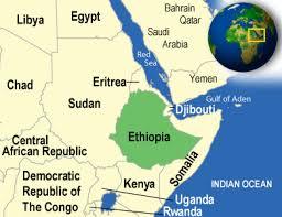 Map Of Ethiopia Ethiopia Facts Culture Recipes Language Government Eating