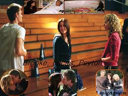 lucas and peyton one tree hill season 1 by bdazzle on