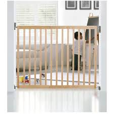 Child Stair Gates Lindam Extending Wooden Safety Gate Kiddicare Com