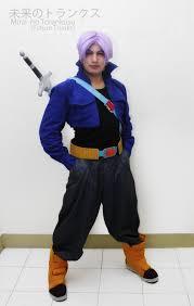 Dragon Ball Halloween Costumes Trunks Sword Cosplay Halloween Costume Ideas Sword