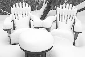 Outdoor Furniture Covers For Winter by Yes You Can Leave Your Patio Furniture Outdoors In The Winter