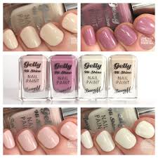 one nail to rule them all barry m spring summer 2016 gelly