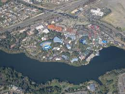 Six Flags Valejo Six Flags Discovery Kingdom Theme Park In California Thousand