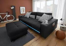 sofa mit beleuchtung big sofas megasofas sofas finden moebel de