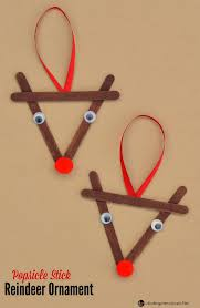 Diy Deer Christmas Decorations best 25 reindeer ornaments ideas on pinterest diy christmas