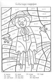 page 3 coloriages magiques mathématiques ce1 sedrap coloriage