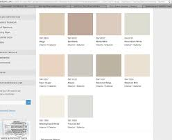 Sherwin Williams Color Search by Color Predictions Design Indulgence