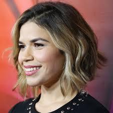 short hairstyles new chin length texture bob haircut images