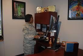 stand up for wellness u003e peterson air force base u003e display