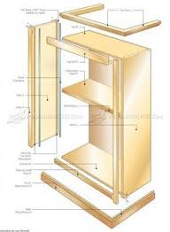 Furniture Plans Bookcase by Wall Bookshelf Plans Furniture Plans Woodshit Pinterest