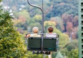 Chair Lift In Gatlinburg The Gatlinburg Sky Lift Reopens Just In Time For Summer