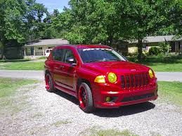 custom jeep red mo4dave78 2007 jeep compass specs photos modification info at