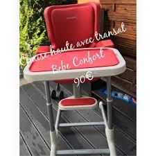 chaise haute b b confort keyo chaise haute transat keyo bébé confort luckyfind