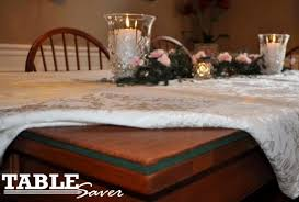 Dining Table Protector by Table Saver Custom Made Table Leaf Buffet U0026 Server Pads