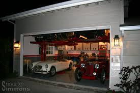 4 Car Garage Cost Automotive Lift Designs And Considerations M G Nuts Dot Com