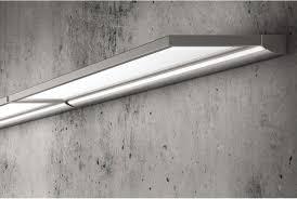 eclairage mural cuisine tablette lumineuse de cuisine luisina wavy led 120 cm disponible