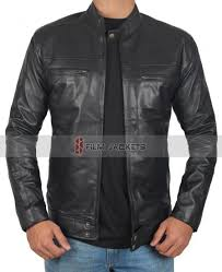 leather motorcycle jackets for sale black zipper vintage leather mens motorcycle jacket for sale