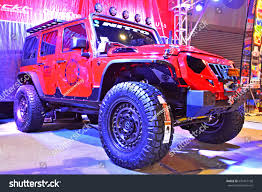 modified white jeep wrangler manila ph apr 1 modified red stock photo 639457198 shutterstock