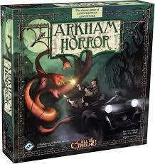 target return to arkham black friday amazon com arkham horror fantasy flight games toys u0026 games