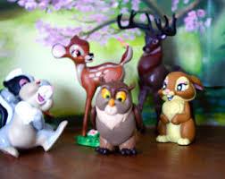 bambi figurine etsy