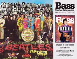 sargeant peppers album cover billy gould included in sgt pepper s anniversary album cover for